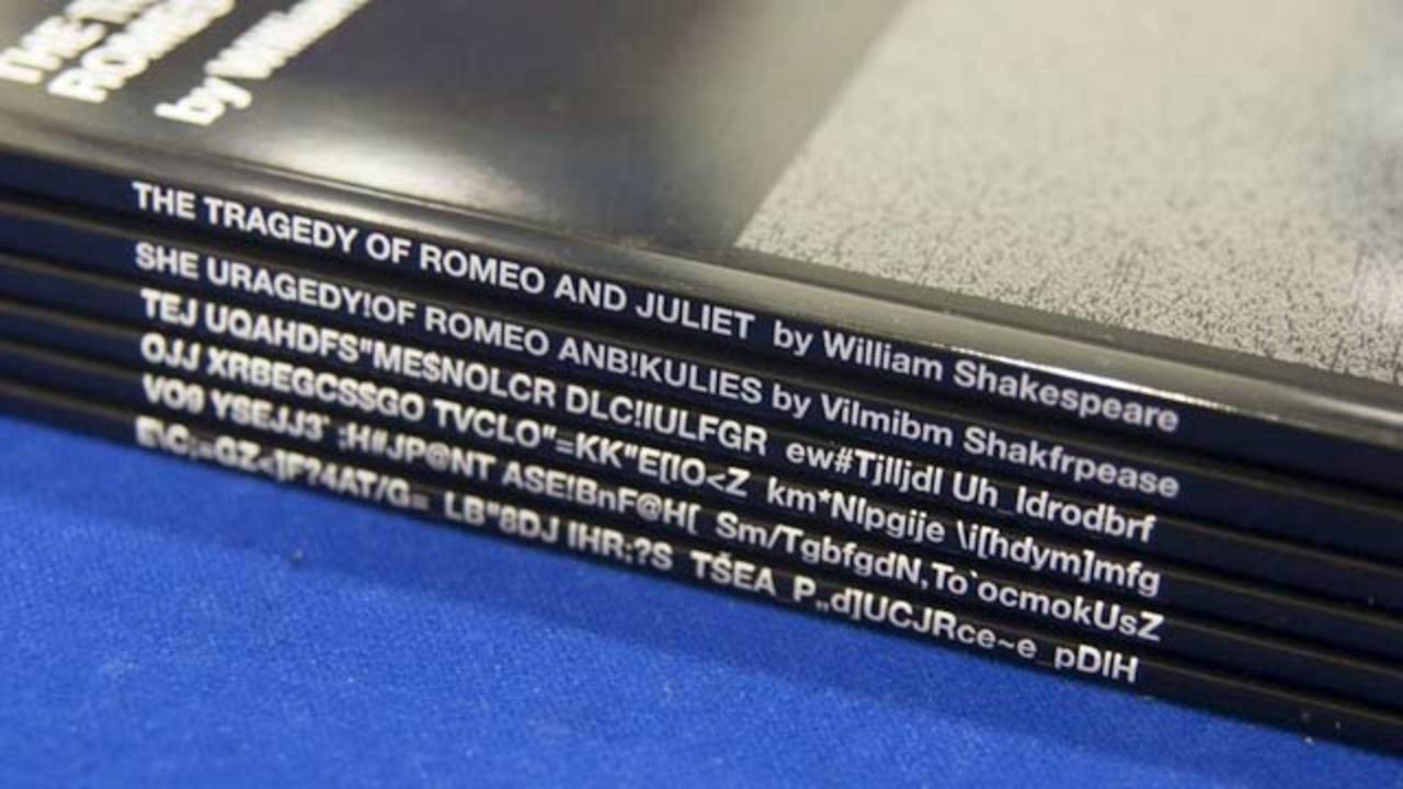 JPEGによって失われるデータは「ロミオとジュリエット」が「LB※8DJ IHR:?S 」になるようなもん