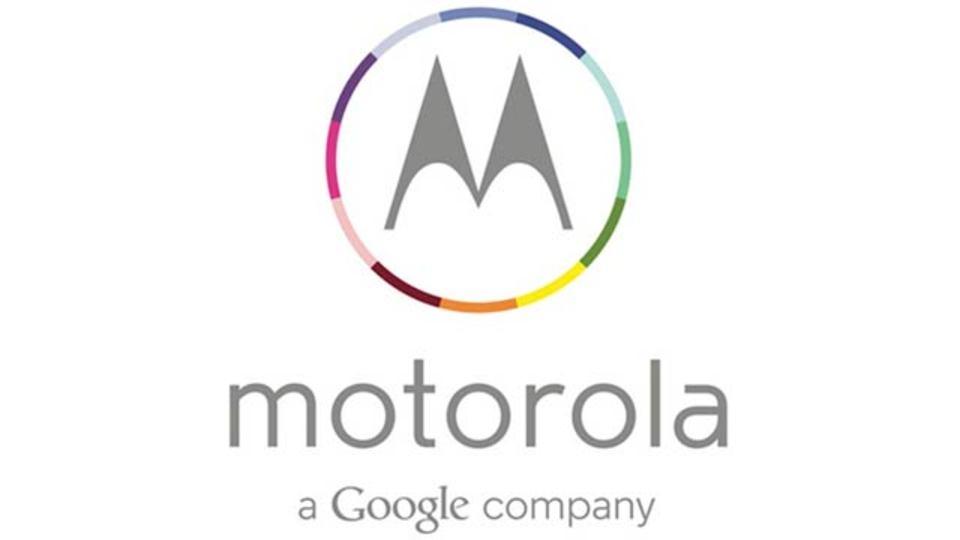 モトローラの新ロゴ、グーグルの存在が前面にでてきたような