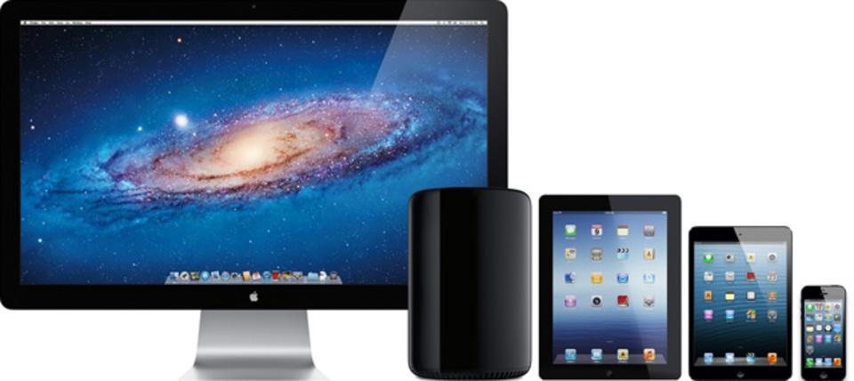 [ #WWDC2013 ]ところでMac Proの大きさってどれくらいなの?