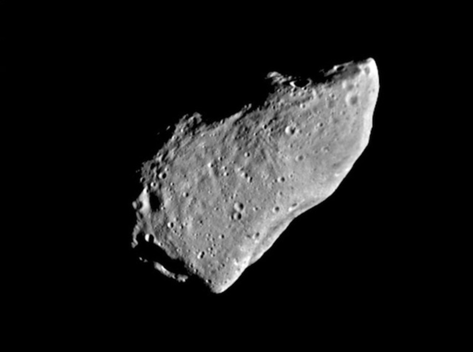 小惑星、丸ごと捕獲計画! NASAとJAXA