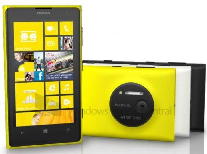 4100万画素カメラ搭載Windows Phone「ノキア Lumia 1020(EOS)」の詳細が明らかに!