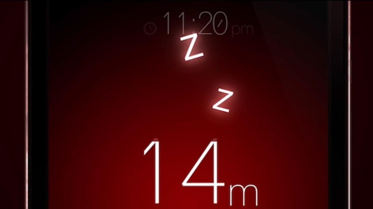 iPhoneを振って止めるアラームアプリ「Wake N Shake Alarm Clock」はおしゃれだけど大変そう。だから起きられるのかも?
