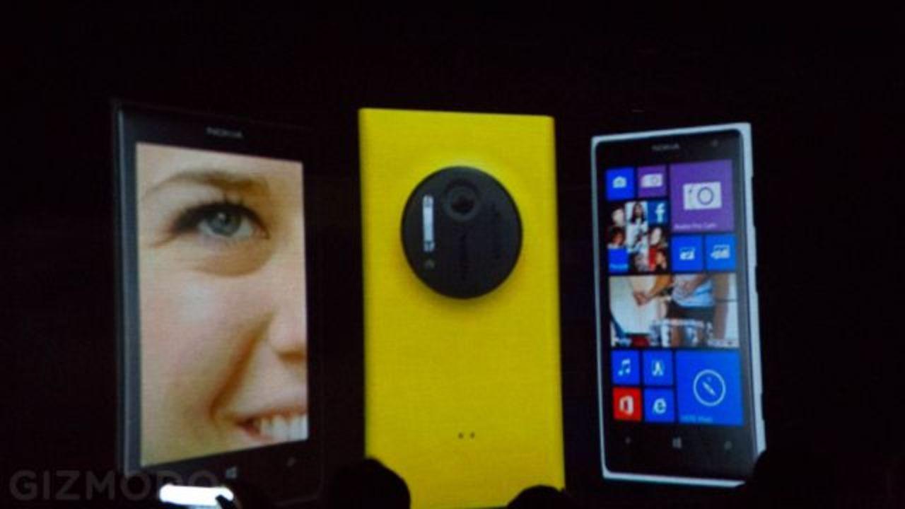 ノキア Lumia 1020発表! とにかくカメラがすごい(動画あり)