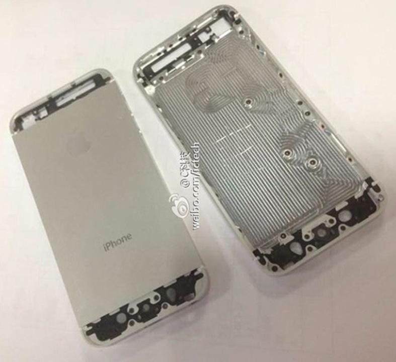 iPhone 5SはIGZOディスプレイ搭載!? 背面パネルの画像が新たにリークされました〜