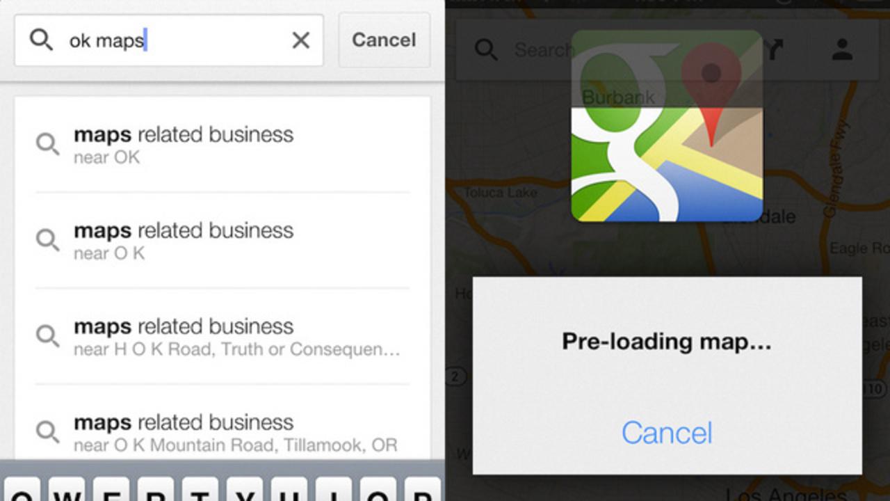 知らなきゃ損! iOS版グーグルマップ2.0で地図をオフライン保存する方法
