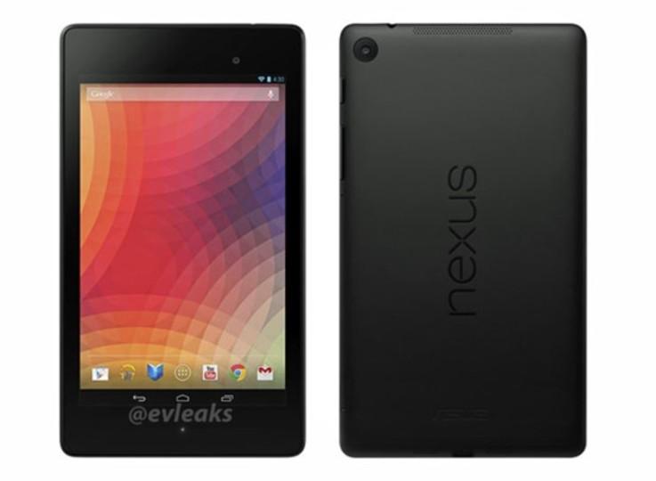 次期Nexus 7の発売日は7月30日? 最新Android 4.3やワイヤレス充電対応、1.5GHzのクアッドコアプロセッサの搭載が明らかに!