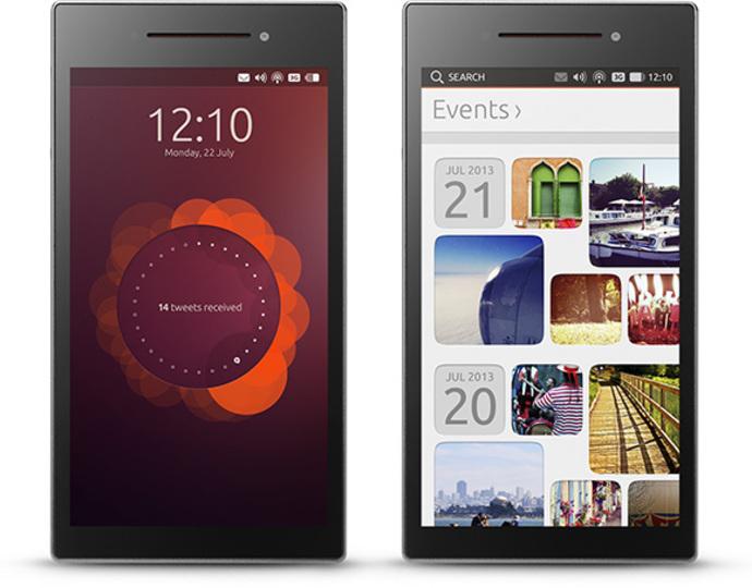 Ubuntu Touch搭載の「スーパーフォン」がIndiegogoで資金調達を開始(動画あり)