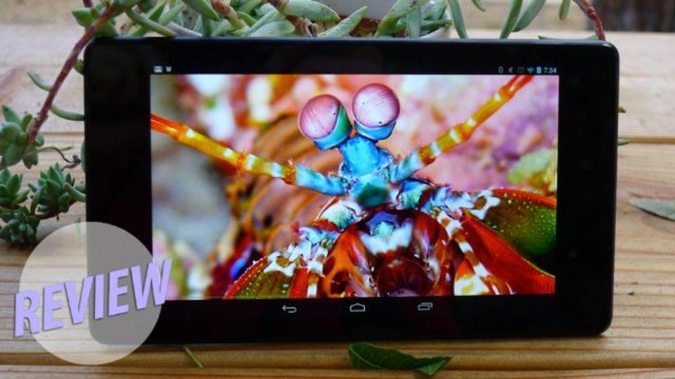 Nexus 7レビュー:ベストな7インチタブレットはどう進化した?