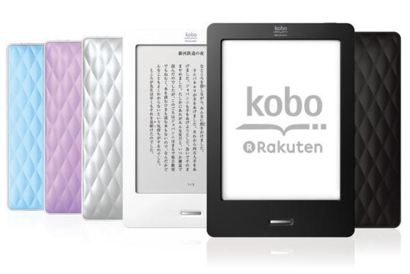 kobo Touchの価格が改定。1500円値下げされて5480円へ