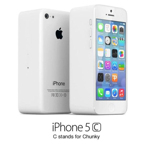 iPhone 5Cの「C」に隠されたもうひとつの意味 「C」=