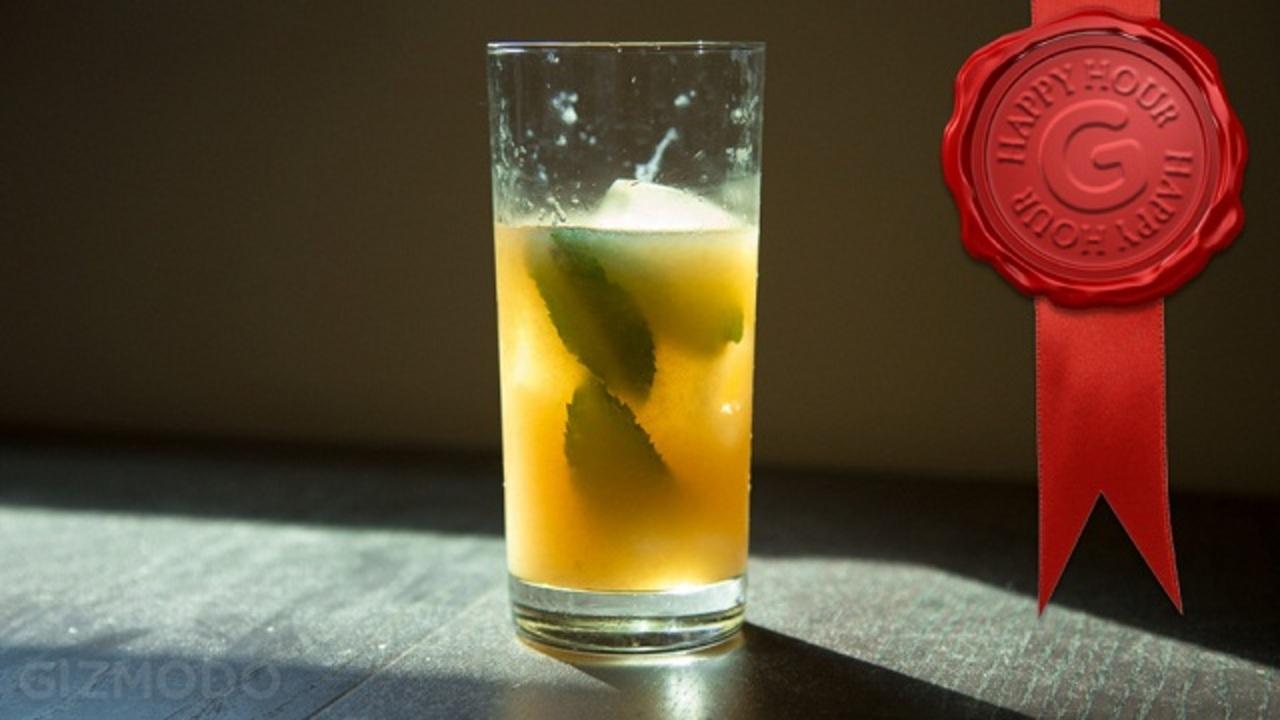 ちょっとオシャレな僕的、夏の公式飲料「Greenhound」