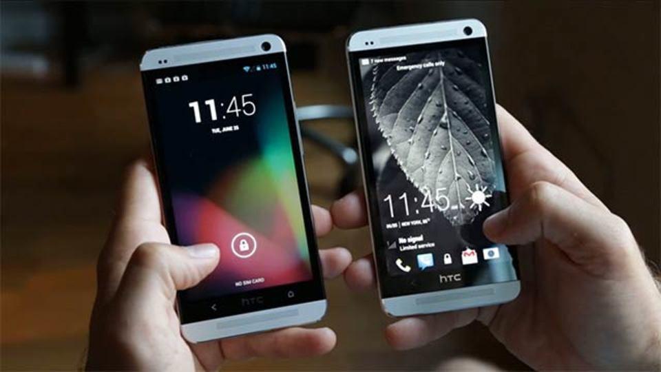 HTC OneをグーグルエディションにDIYカスタマイズ
