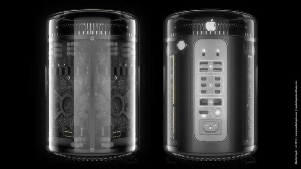 新Mac Proのガラス製デザインがガジェガジェしくて良いわね(ギャラリーあり)