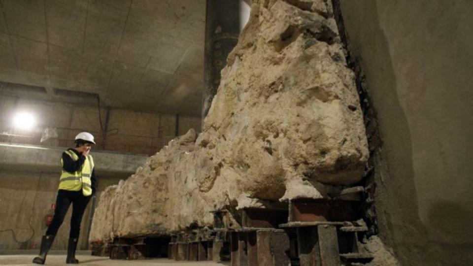 まさに技術とリベラルアーツの交差点、アップルストア工事現場で6世紀前の遺跡を発見!
