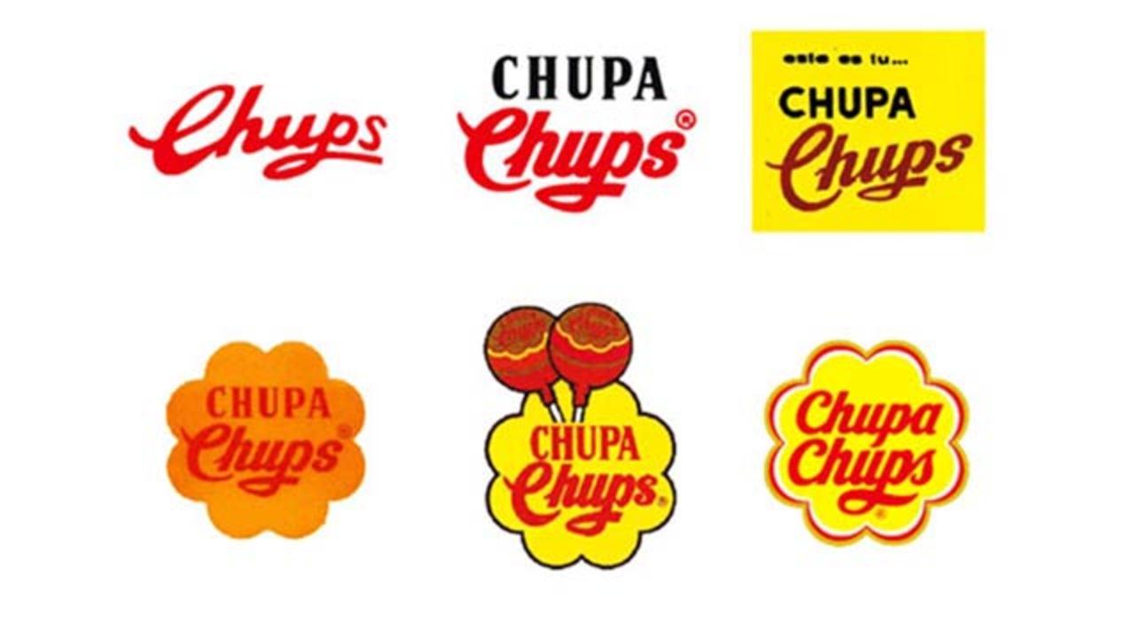 誰もが知っているアメ「Chupa Chups」、サルバドール・ダリがデザインしたロゴの移り変わり