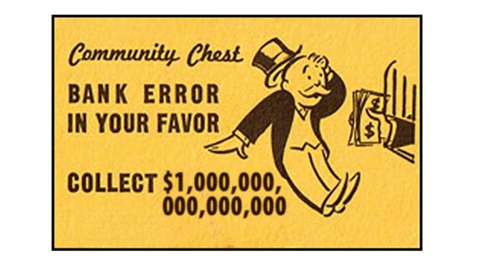 PayPalのミスで一瞬だけ世界一の大金持ちになったおじさん