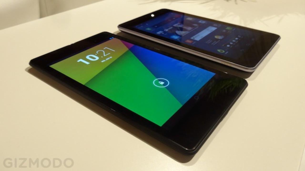 新型Nexus 7ハンズオン、これは今年最高のタブレットのひとつかもしれません