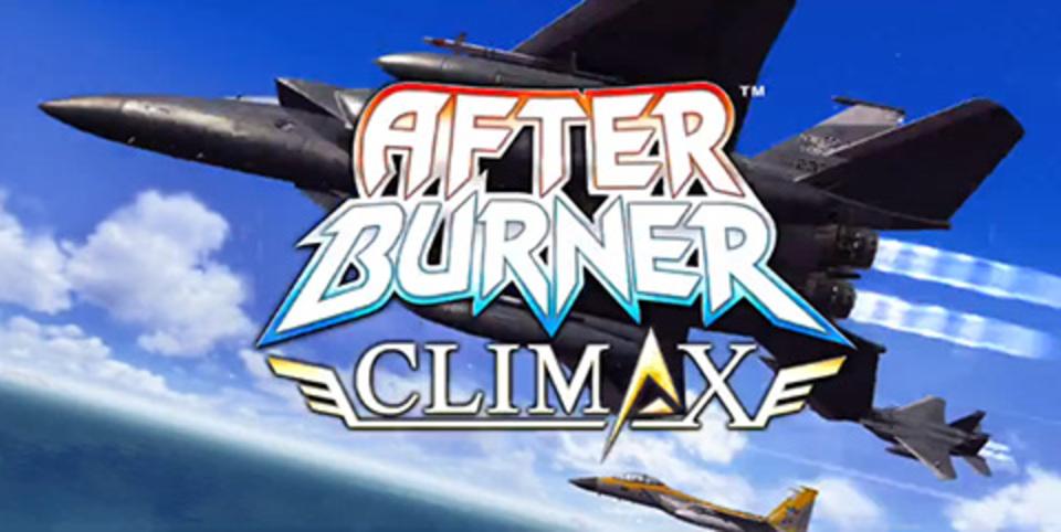 傾きプレイでトップガン気分を味わおう! スマホゲーム「After Burner Climax」(動画あり)