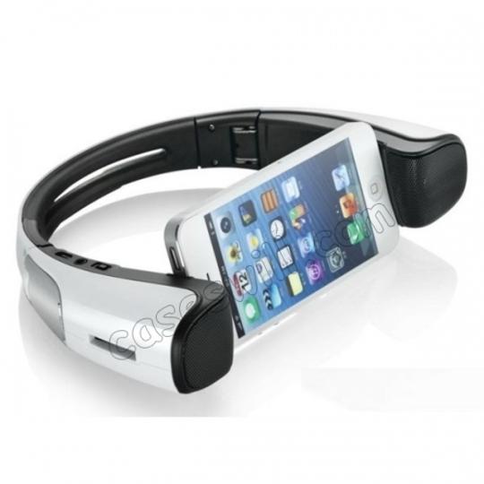 iPhoneがヘッドフォンをつけてみたら