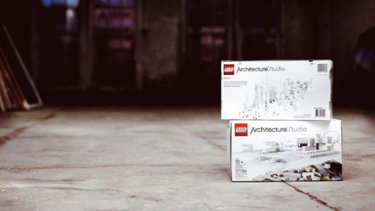 レゴの建築シリーズに自由に作れる「Studio」登場! 建築への理解も深まる良キット