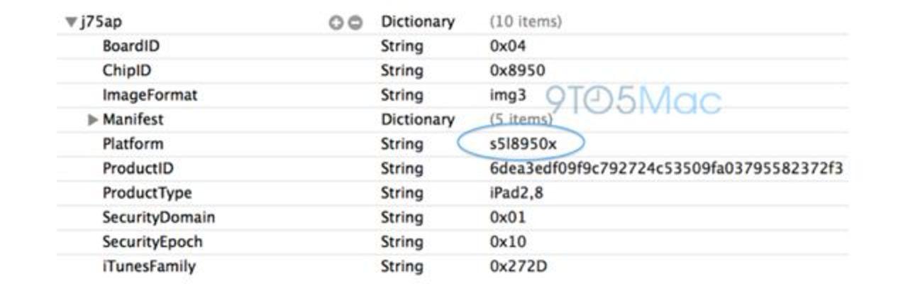 次期「iPad mini」はRetina非搭載? iOS 7 betaから見つかった隠しファイルにより発覚