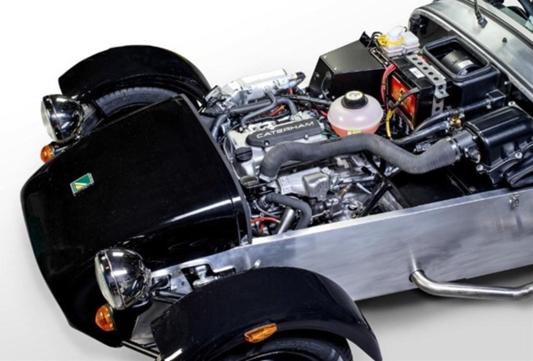 ジムニーのエンジンを搭載したハーデストなオープンカー「セブン」が出る!?