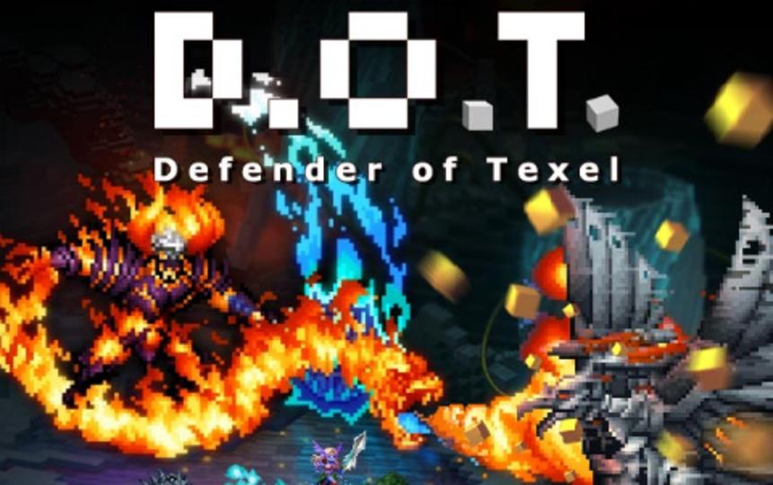 新しいのにどこか懐かしい...ファミコン風なスマホゲーム「D.O.T.(ドット)」(動画あり)