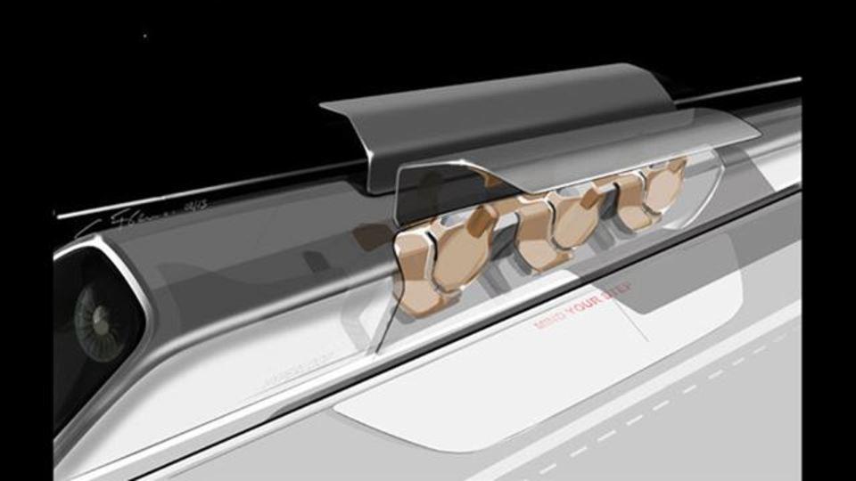 イーロン・マスクの超音速列車ハイパーループが色々すごい(要点まとめ&動画あり)