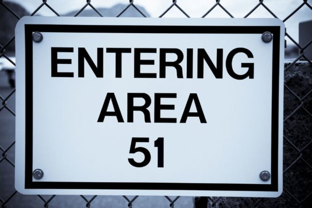 米軍極秘施設「エリア51」、政府がついに存在を認める