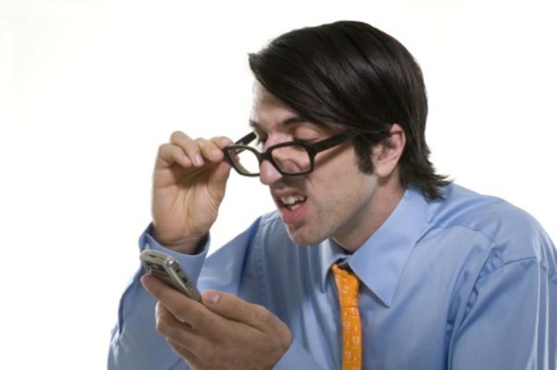 スマホが原因で近視が急増中 じゃあ視力回復アプリで対抗すればいいじゃない