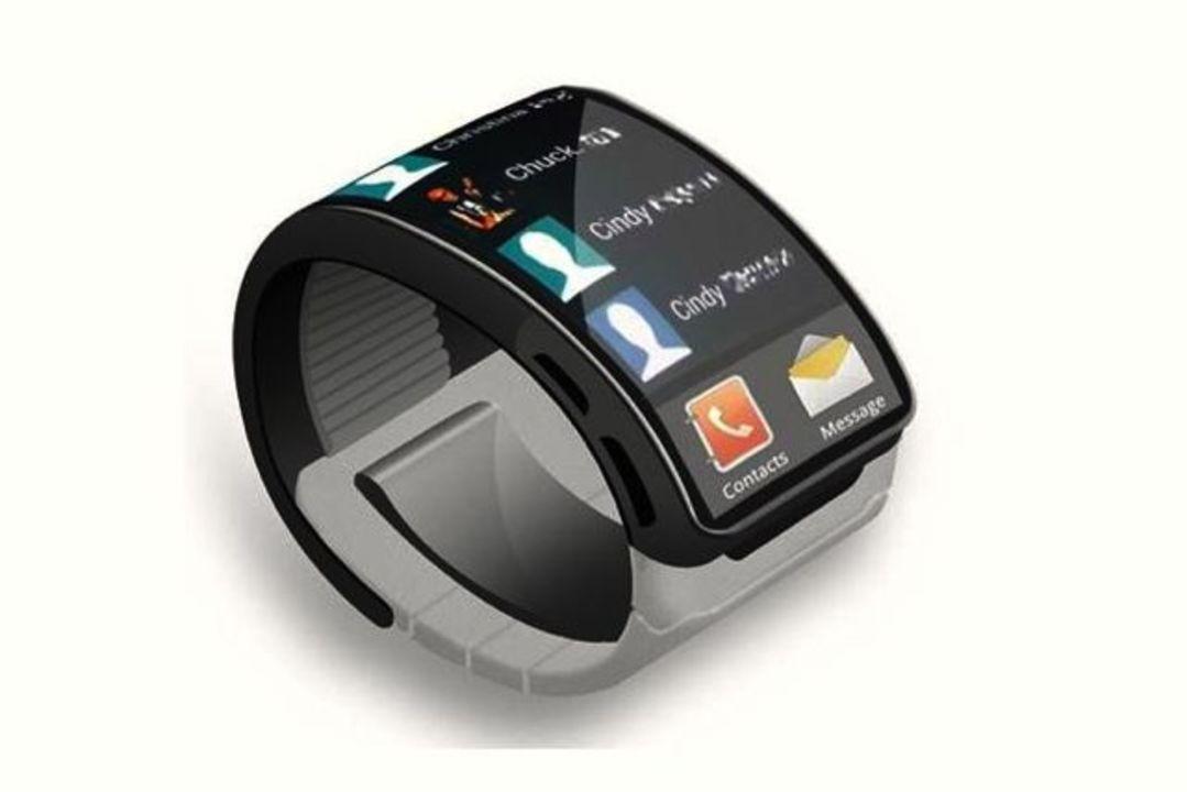 サムスンのスマートウォッチ「Galaxy Gear」は5色のカラバリで登場との新情報