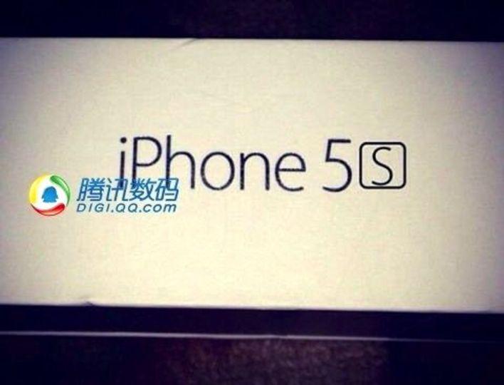 iPhone 5Sのパッケージ画像が流出。128GBモデル追加は確定かも!?