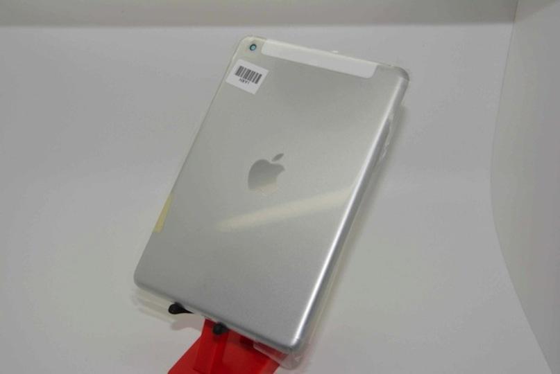 新型iPad miniの詳細な背面パーツ画像が大量流出、登場はいつ?