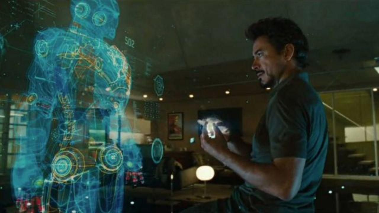 アイアンマンのホログラムシステム、起業家イーロン・マスクが開発中