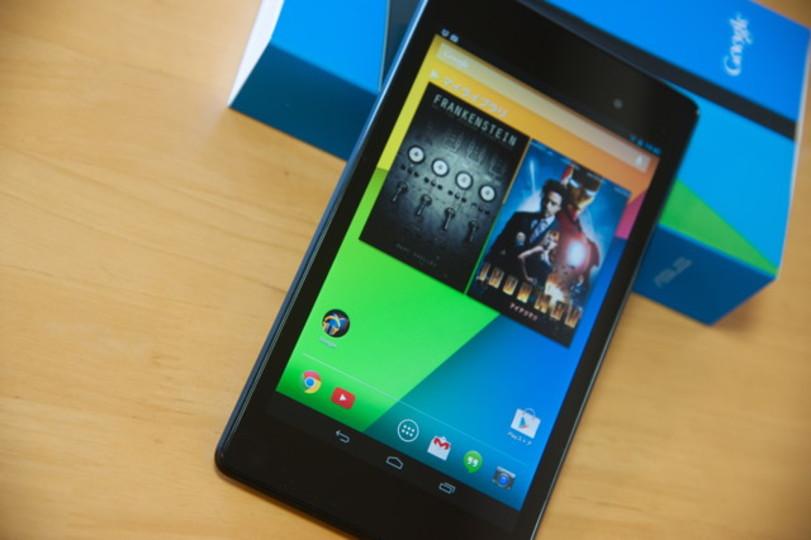悪いところが見当たらないな…。新Nexus 7ファーストインプレッション!