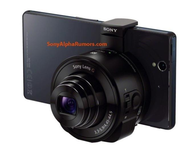 ソニーのレンズカメラ「QX100」は約4万9000円、「QX10」は約2万3000円?価格情報が流出