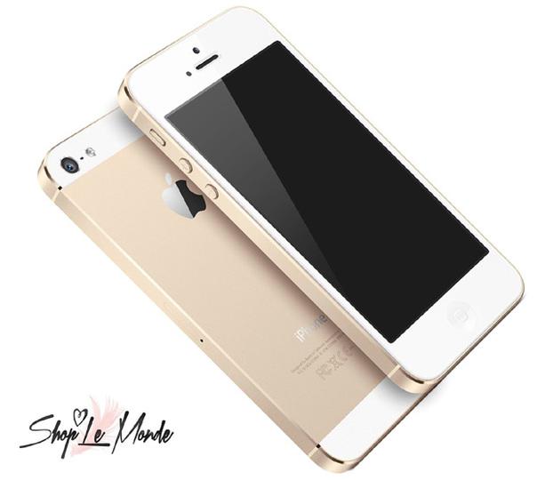 iPhone 5Sで新色「シャンパン」を発売か?