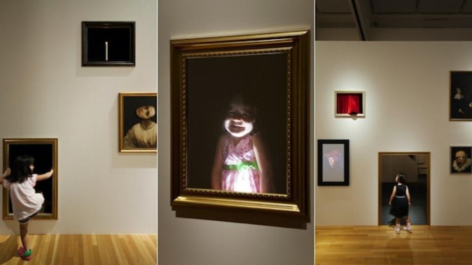 子供と楽しむインタラクティブなアート展 in 東京