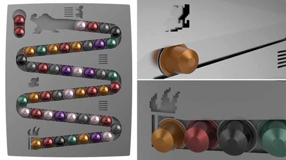 ドンキーコングの発想で、ネスプレッソが使いやすくなる!