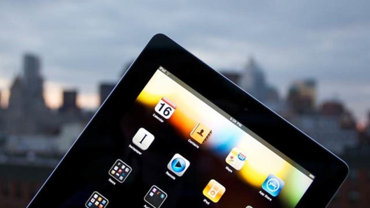 次期iPadには、iPad miniの薄くて軽いディスプレイ技術が搭載されるとかなんとか