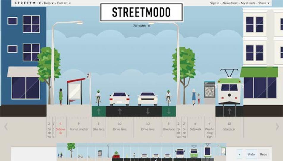 より良い街を自分で作ろう、道をデザインするアプリ