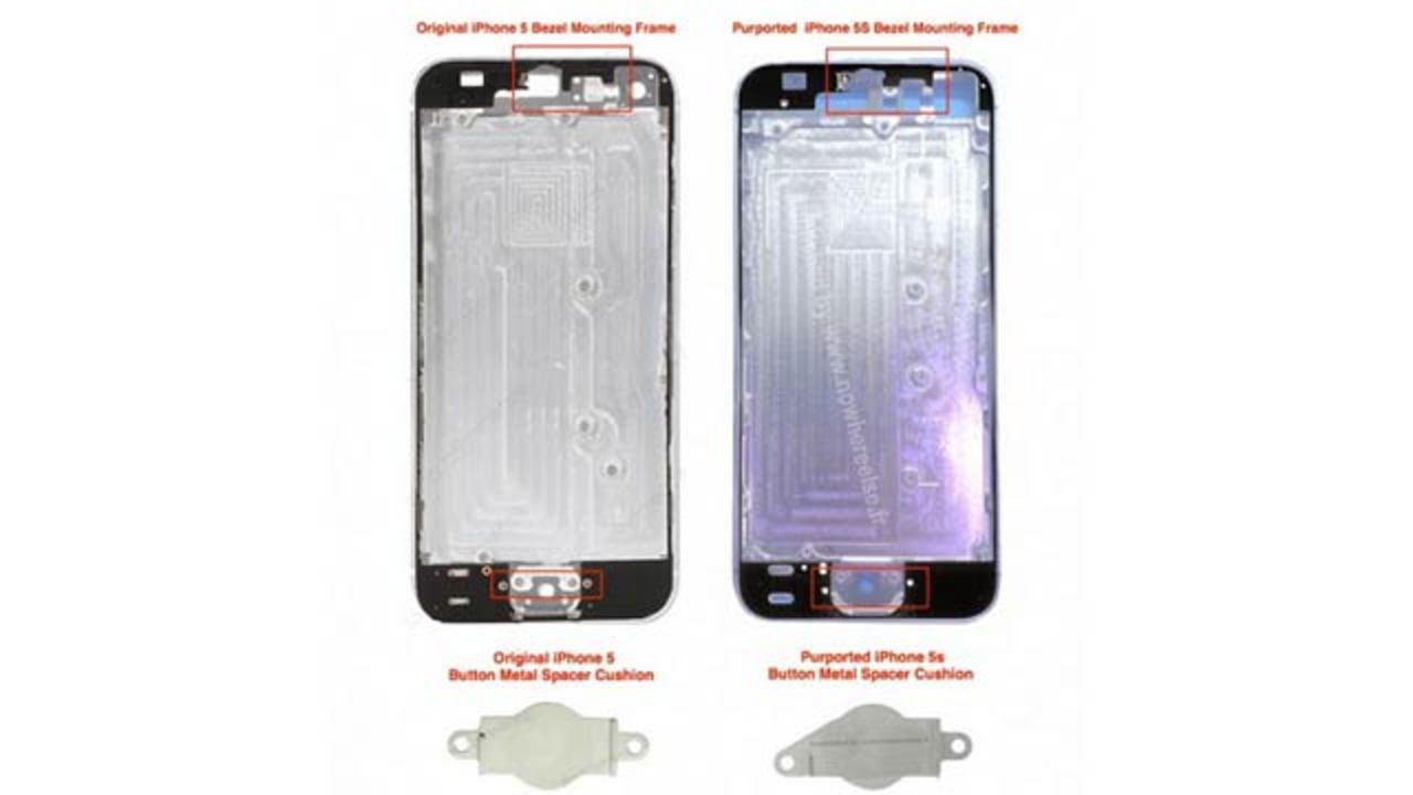 次世代iPhoneのハードウェアリーク、指紋認証センサー搭載?