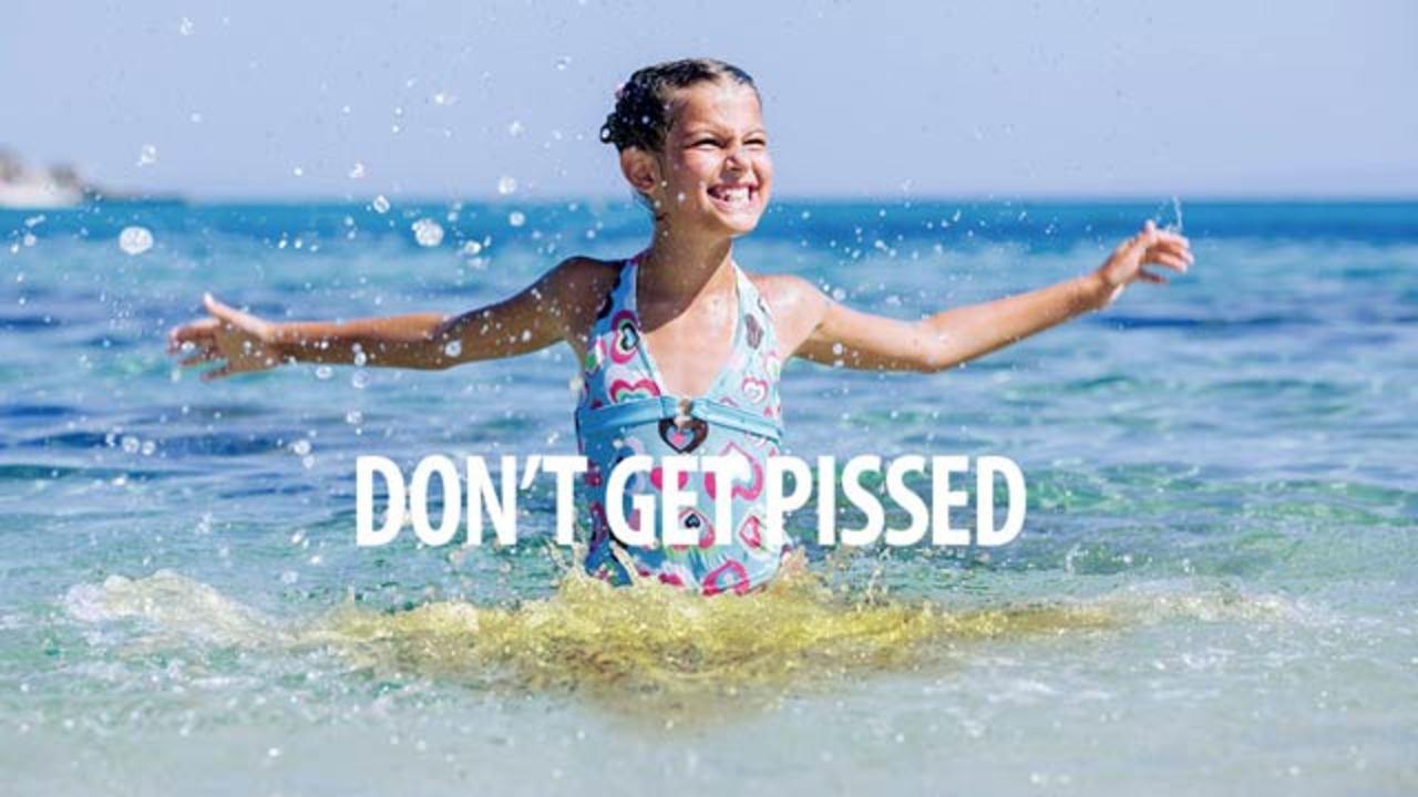 海でおしっこする? 世界中の人が「せーの!」で一気に海でおしっこしたらどうなるの?