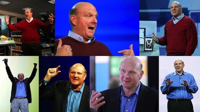 ほんとに? マイクロソフトのバルマーCEOが引退へ