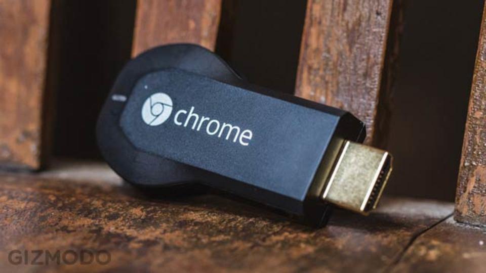 【速報】Google Chromecast、明日4,200円で日本発売へ