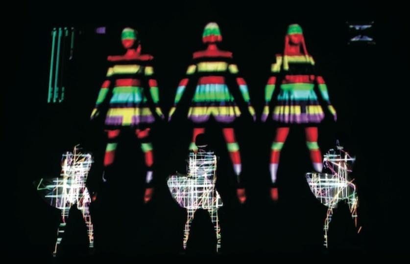 ギズに「Perfume inspired by ライゾマティクス」展のスペシャルコメントを頂いたよ(動画)