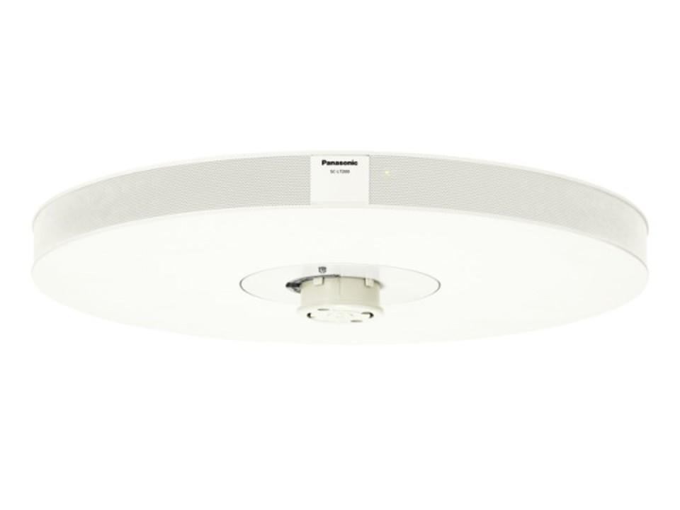 天から音が降ってくる天井とりつけ型Bluetoothスピーカー「SC-LT200/SC-LT205」