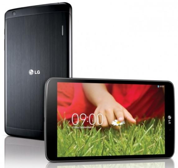 LG G Pad 8.3を発表! 8インチクラス初のWUXGAディスプレイ搭載