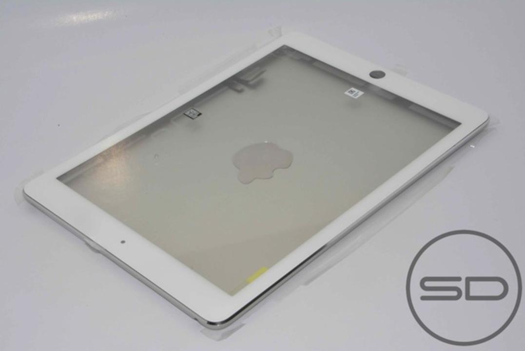 新型iPadの完成形はこんな感じ? 外装部分が丸ごと流出