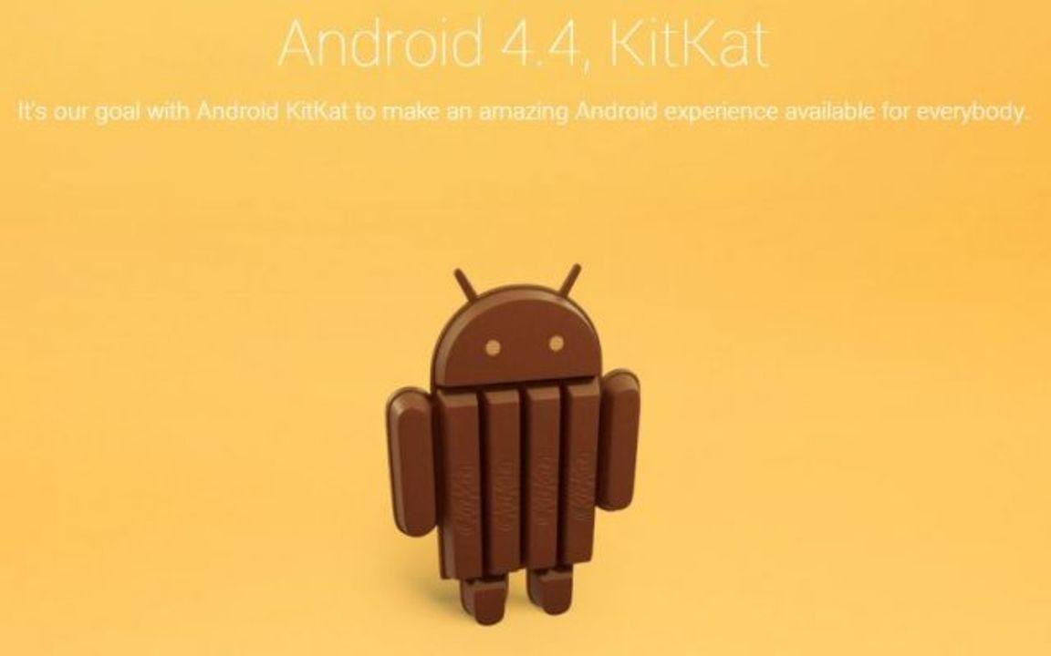 グーグル、Android 4.4「KitKat」を正式発表! コラボキットカットも発売へ
